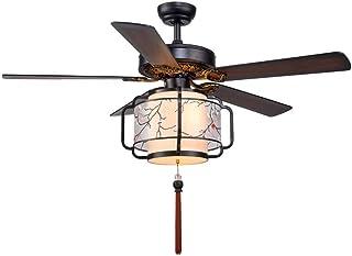 Amazon.es: ventiladores techo con luz y mando a distancia ...