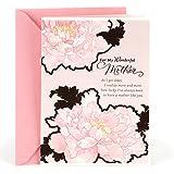 Hallmark Birthday Card for Mom (Pink Flowers) (0549RZB1206)