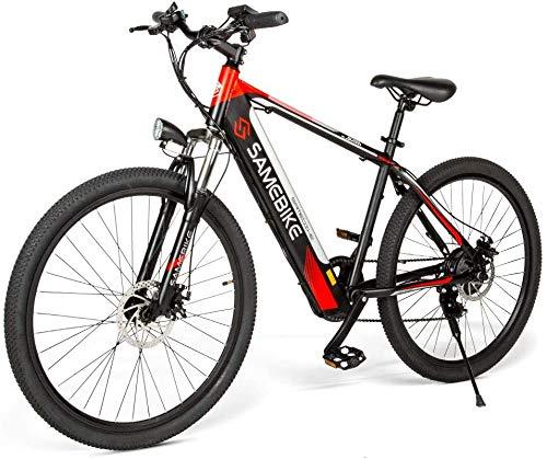 Autoshoppingcenter Elektrofahrrad Ebike Mountainbike 26 Zoll mit 36V 8Ah Lithium-Akku, 250 W Motor 30 km/h Elektrische E-Bike für Herren Damen