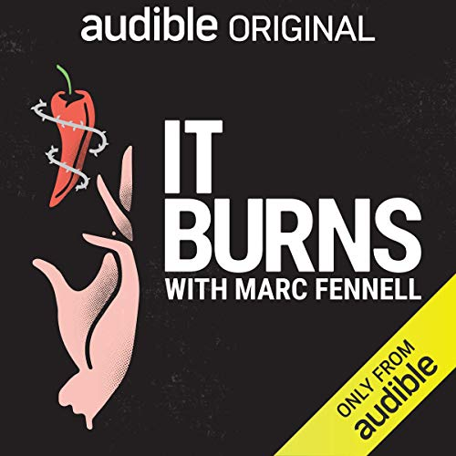 It Burns  By  cover art