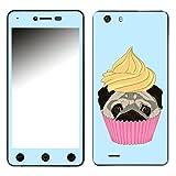Disagu SF-106881_1168 Design Folie für Switel eSmart H1 - Motiv Pugcake 01