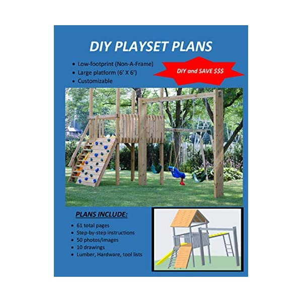 DIY Playset Plans