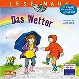 LESEMAUS 117: Das Wetter (117) - Imke Rudel
