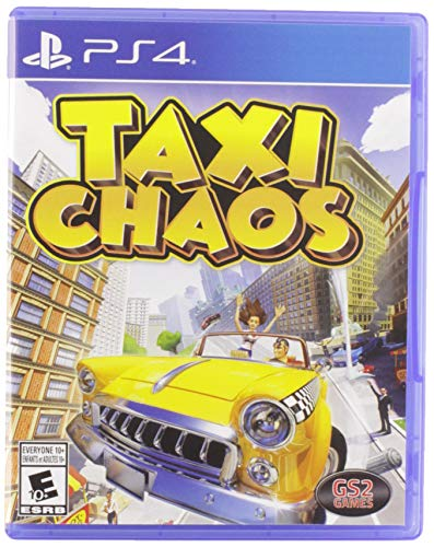 Taxi Chaos for PlayStation 4 [USA]