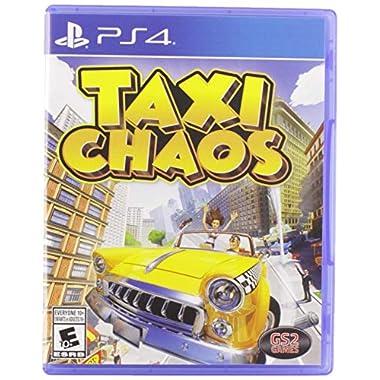 Taxi Chaos – PlayStation 4