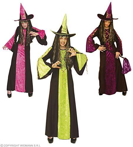 Costume Bambina Strega del castello ass. in  colori Taglia 158 cm / 11-13 Anni