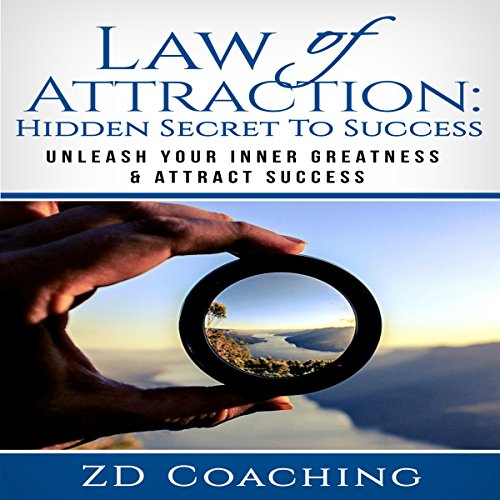 Law of Attraction, New Edition cover art