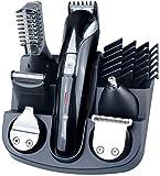 Pelo profesional de herramientas de corte El corte de cabello Herramientas Multifuncional de pelo eléctrico Clipper aceite Cabeza eléctrica cortadora de cabello Clipper Traje de carga Kits de corte el