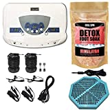 Cell Spa, Dual Ionic Ion Detox Aqua Foot Spa Chi Cleanse Machine with Mp3 Music Player With Twice Powerful CS-900 Array (HIMALAYAN)