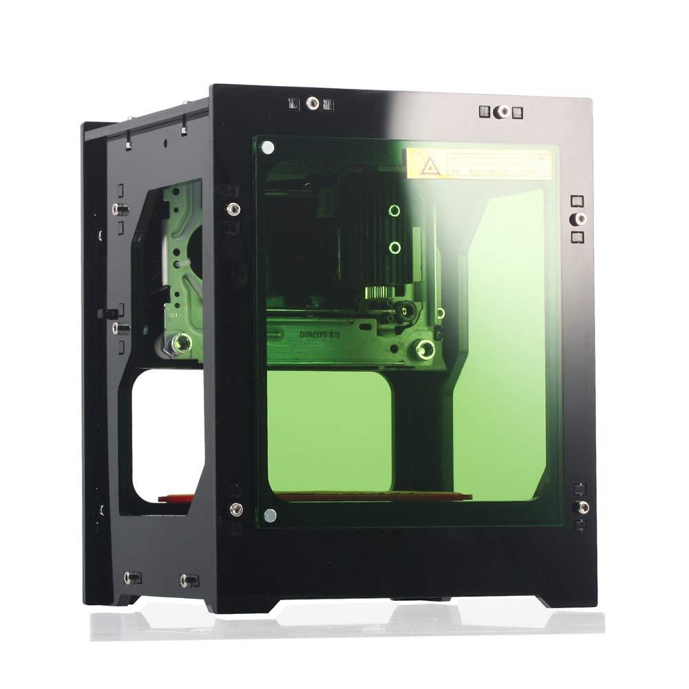Tosuny NEJE DK-BL - Máquina de Grabado láser portátil con Bluetooth (3000 MW, para Smartphone, Tablet y PC): Amazon.es: Electrónica