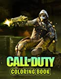 Call Of Duty Coloring Book: A Fabulous Coloring Book For Fans of All Ages With Several Images Of Call Of Duty. One Of The Best Ways To Relax And Enjoy Coloring Fun.