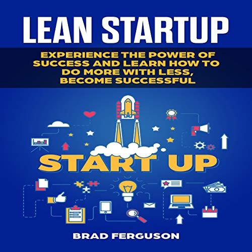 『Lean Startup』のカバーアート
