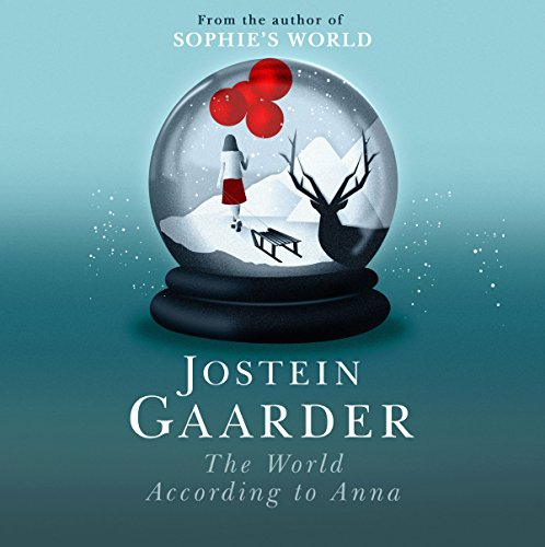 The World According to Anna audiobook cover art