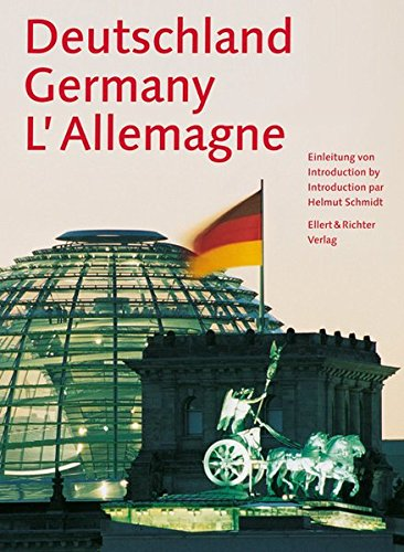 Deutschland. Germany. L'Allemagne. deutsch, englisch, französisch