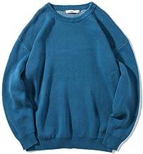 XIELH trui voor heren, los jasje, herfst en winter, trui, korte trui