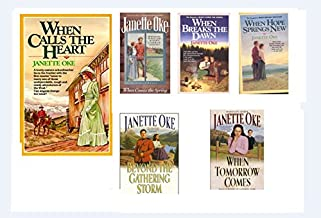 Canadian West Series #1-6 (When Calls the Heart, When Comes the Spring, When Breaks the Dawn, When Hope Springs New, Beyond the Gathering Storm, When Tomorrow Comes)