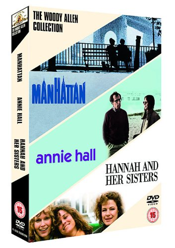 Woody Allen - Annie Hall/Manhattan/Hannah and Her Sisters [UK Import]