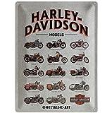 Nostalgic-Art 23233 Harley-Davidson - Models   Retro