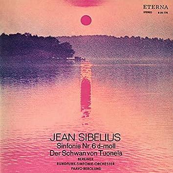 Sibelius: Sinfonie No. 6 / Der Schwan von Tuonela