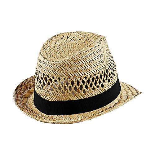 Beechfield Chapeau de Paille - B730