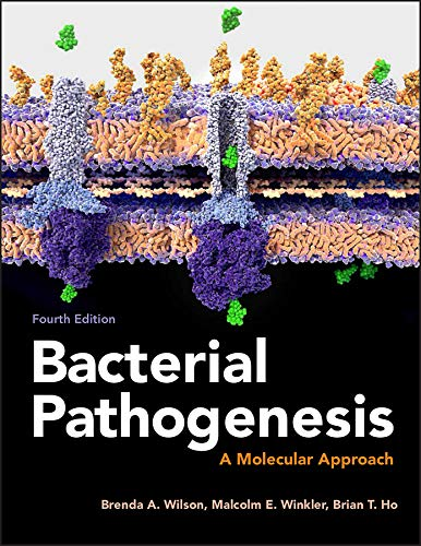 Bacterial Pathogenesis: A Molecular Approach (ASM Books)