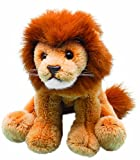 Suki Gifts- Yomiko Sitting Lion Peluche, 12016E