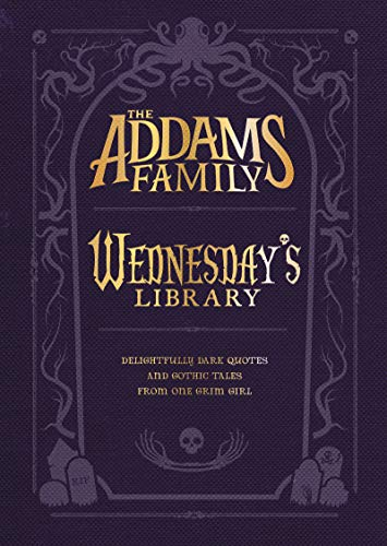 The Addams Family: Wednesday's Library (English Edition)