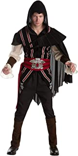 Palamon Assasin's Creed Ezio Auditore Classic Adult Costume (XL 50)