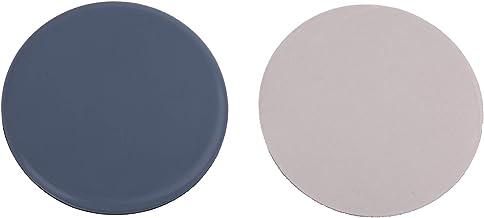 16 stuks Teflon meubelglijders rond, zelfklevend Ø 25 mm - 5 mm dik, PTFE-coating, teflon glijder, meubelglijder, stoelgli...
