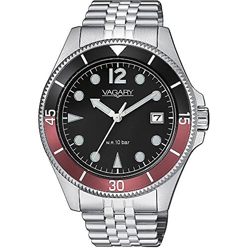orologio solo tempo uomo Vagary By Citizen Aqua 39 casual cod. VD5-015-59