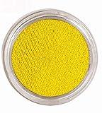 Trucco ad acqua color giallo vasetto da 15 grammi