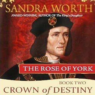 Crown of Destiny audiobook cover art