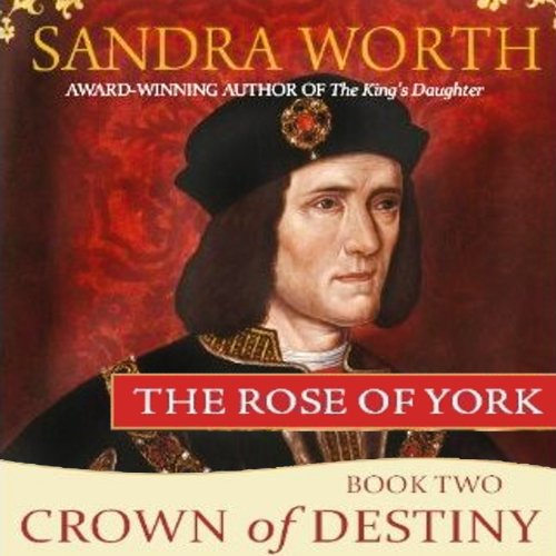 Crown of Destiny audiobook cover art