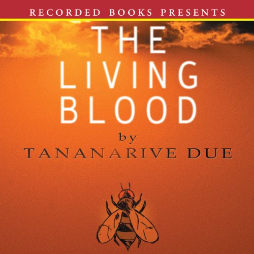 The Living Blood cover art