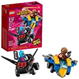 LEGO Marvel Super Heroes Mighty Micros: Star-Lord vs. Nebula 76090 Building Kit (86 Piece)