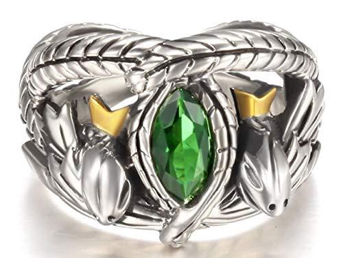 Herr der Ringe Aragorns Ring Barahir Geburtstag Weihnachten Geschenk Größe 6