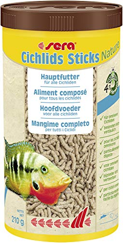 sera Cichlids Sticks Nature 1.000 ml