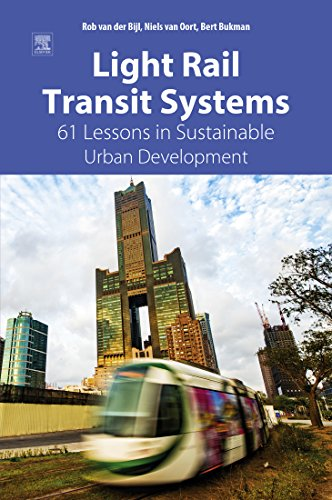 Light Rail Transit Systems: 61 Lessons in Sustainable Urban Development (English Edition)