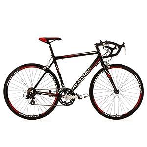 KS Cycling Rennrad 28'' Euphoria schwarz Alu-Rahmen