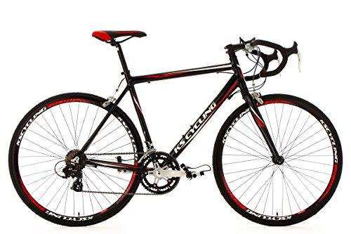 KS Cycling Rennrad 28'' Euphoria schwarz Alu-Rahmen RH 55 cm