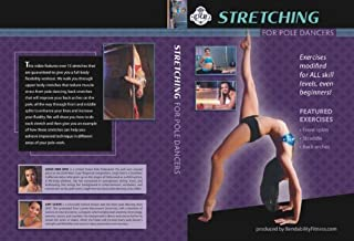 Bendability Fitness: Stretching for Pole Dancers Dvd Featuring Leigh Ann Orsi and Amy Guion