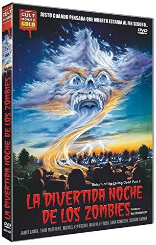 La divertida noche de los zombies [DVD]