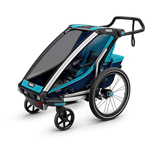 Carrito THULE Chariot Cross 1 Azul V19