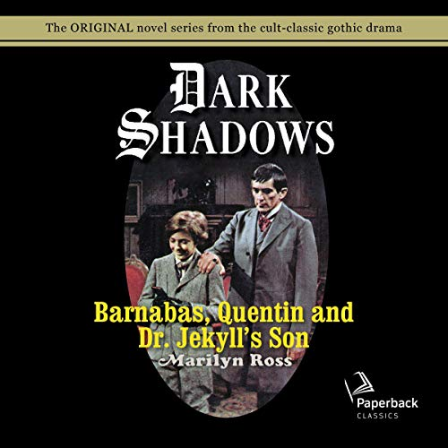 Barnabas, Quentin and Dr. Jekyll's Son  By  cover art