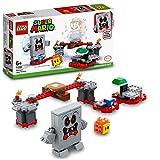 LEGO 71364 Super Mario Set de Expansión: Lava letal de ROCO Juguete de Construcción