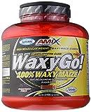 AMIX - Complemento Alimenticio WAXYGO! - Proteína en Polvo para Ganar Masa Muscular - Fórmula con Hidratos de Carbono - Recuperador Muscular - Sabor Neutro - Bote de 2kg
