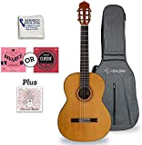 Antonio Giuliani Classical Mahogany Guitar Outfit (CL-5) Clearance - Acoustic Guitar with Case and Accessories By Kennedy Violins