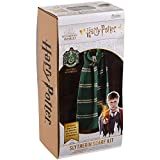 Harry Potter Wizarding World Knitting Kits Collection | Harry Potter Hogwarts Slytherin House Scarf Knitting Kit by Eaglemoss Hero Collector