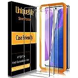 UniqueMe [3 pièces] Verre Trempé pour Samsung Galaxy Note 20 (6.7 Pouce) 4G / 5G, [9H...