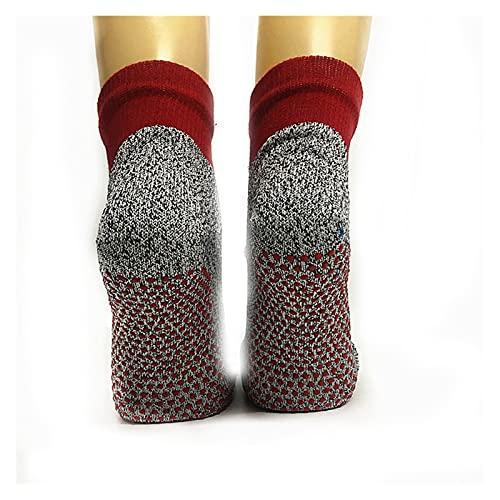 calcetines de dedo del pie para las mujeres Calcetines de playa cortos calcetines de buceo antideslizante buceo snorkeling natación yoga 5 dedos cortes resistentes calcetines calcetines del dedo del p